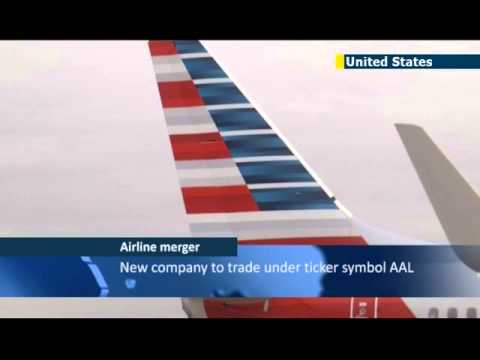 American and US Airways merger clear for take off