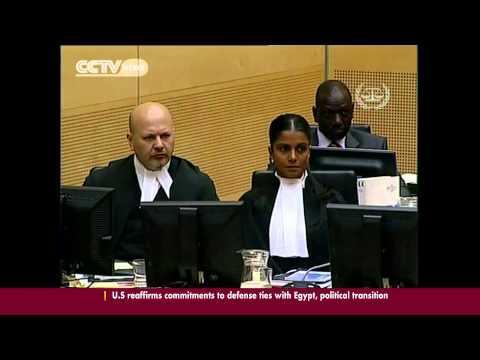 ICC prosecutor seeks a delay to the trial of Kenyan President