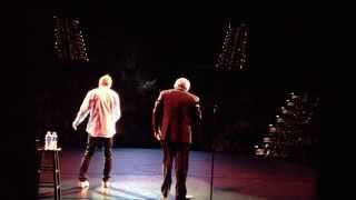 Ron White crashes Bill Engvall's show in Las Vegas!