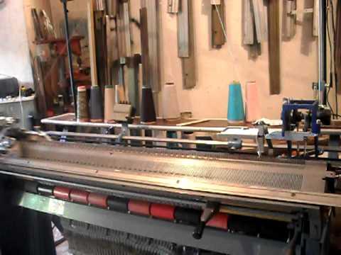 Maquina de Tricô Industrial