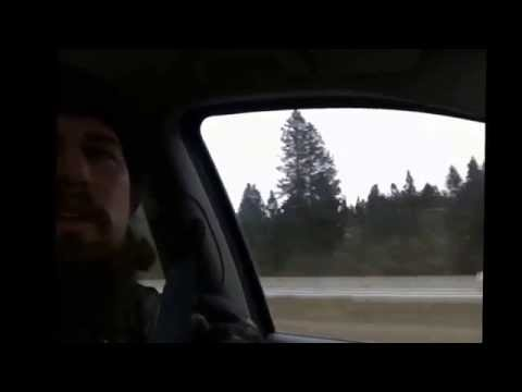 Vlog approaching Washington Border and thoughts on Legal Marijuana