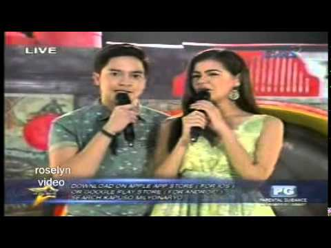 jAnInE gUtIeRrEz & aLdEn rIcHaRds sunday all star 11 02 14
