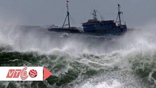 Tiêu điểm bàn tin tối 03/10/2015 - Thông tin về cơn bão Mujigae   | VTC