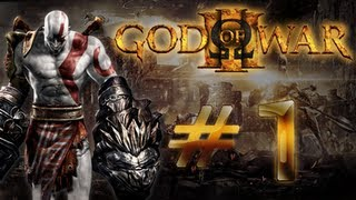 God Of War 3 Walkthrough (Detonado) Part 1 Caçando Deuses