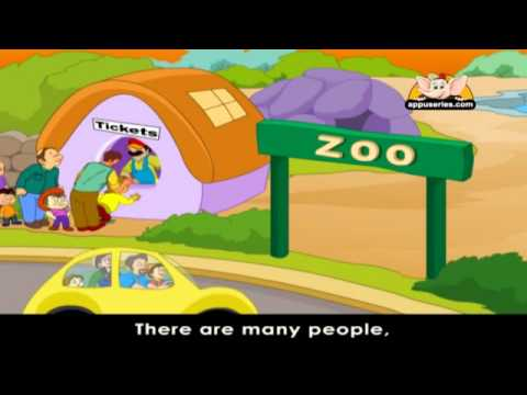 Rhymes for Learning English - Animals