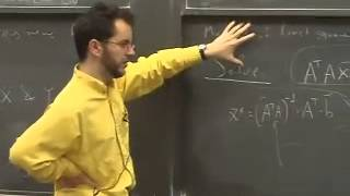 Lec 09 - Linear Algebra | Princeton University