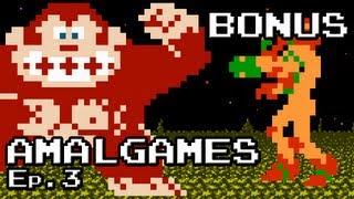 BONUS Amalgames - DONKEY KONG + METROID