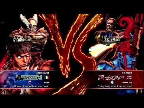 Street Fighter x Tekken - WHY DOES EVERYONE HAVE 0 BP