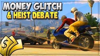 GTA 5 Money Glitch GTA V Online Heist 1.16 & Is DLC Free