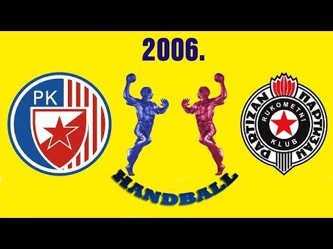 RK Crvena Zvezda – RK Partizan (24.11.2006.)