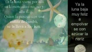Canción Para Bañar La Luna De María Elena Walsh.