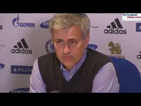 Mourinho: The referee was fantastic!!