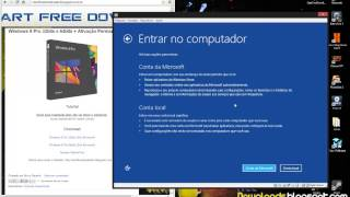 Como Instalar Windows 8 Pro 32bits E 64bits + Ativação