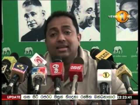 Newsfirst Prime time 10PM  Sirasa TV 03rd July 2014