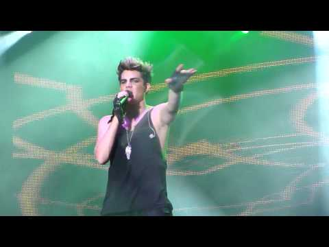 Whole Lotta Love - Adam Lambert (7/29/11)