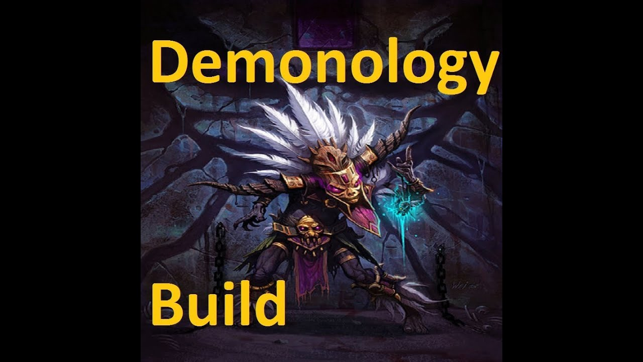 Witch Doctor Diablo  Leveling Build