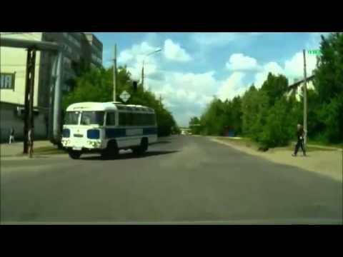 Опасный выход из автобуса