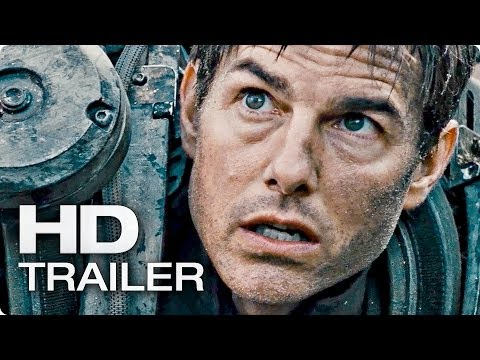 Exklusiv: EDGE OF TOMORROW Trailer #2 Deutsch German | 2014 [HD]