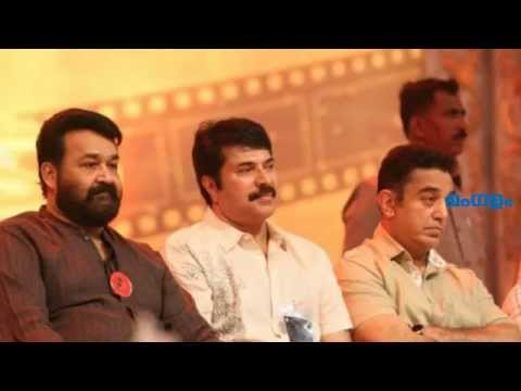 Kamalhasan, Mammotty and Mohanlal to join in a movie?