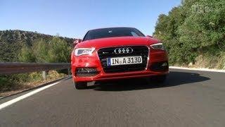 Vergleichstest - Audi A3, VW Golf V, Opel Astra H videos