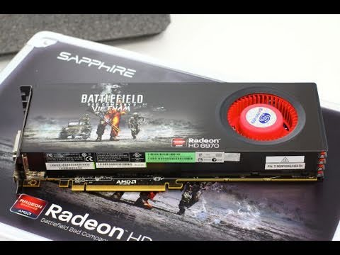 Review: Sapphire AMD RADEON HD 6970 2GB + Benchmarks (Battlefield Bad Company 2 Vietnam)