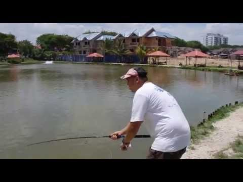 Fishing in KoLAM pancing seksyen 24