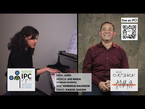 clique aqui para ver o video IPC e Vocal Curitibôcas (Vanderlei Salvador) - Ave Maria (Charles Gounod)
