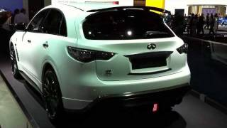 Infiniti FX Sebastian Vettel Version videos
