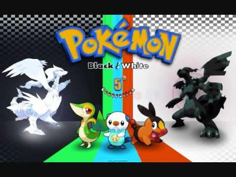Pokemon Black & White Full Anime Opening (With Lyrics+MP3 Download)