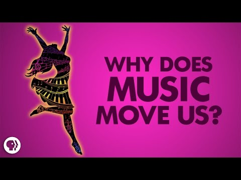 Why Music Moves Us | It's Okay to be Smart | PBS Digital Studios