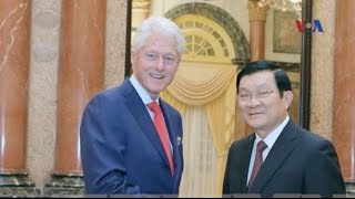 Quan hệ Việt-Mỹ nhân 20 năm kỷ niệm