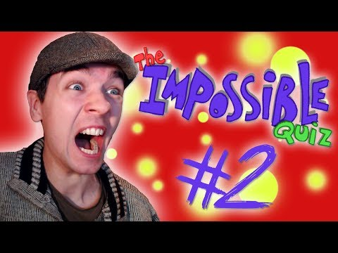 The Impossible Quiz - Part 2 | I HATE THIS GAME!!