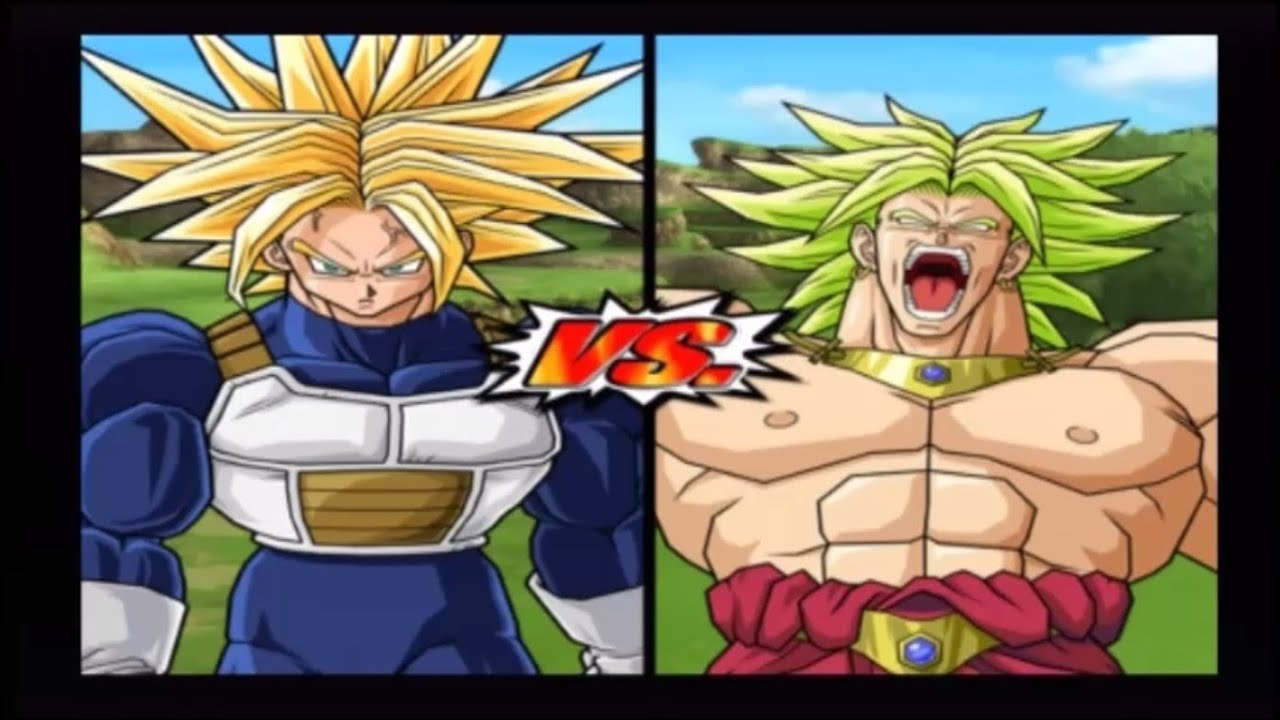 [Hard] DBZ BT3 Super Trunks vs Legendary Super Saiyan ...