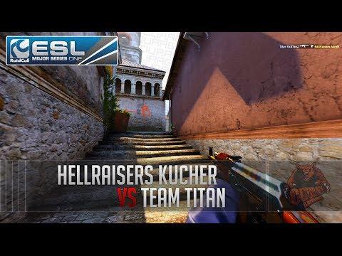HELLRAISERS Kucher vs Team Titan @ EMS One Katowice