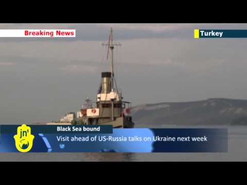 NATO warships head to Black Sea: US sends destroyer as Russian troops threaten Ukraine