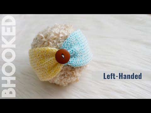 How to Knit a Headband for a Baby Left Handed
