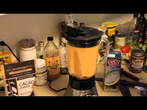 How To Make A Natural Antidepressant (Cacao Smoothie)