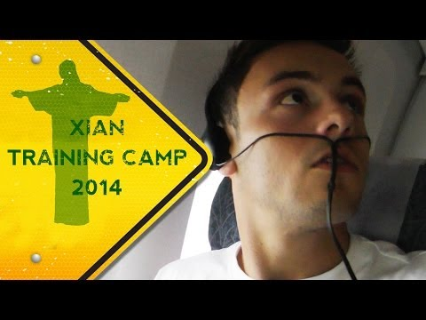 Xian Training Camp 2014