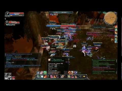 Видео с битвы за Форскалибур