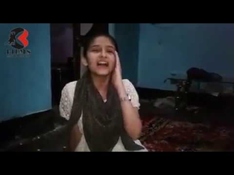 Funny song sang by Indian Girl, Must watch it