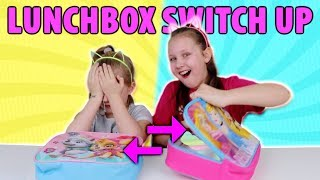 LUNCHBOX SWITCH UP CHALLENGE!!