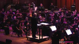 "John Williams Conducts ""Rey's Theme"" from Star Wars"