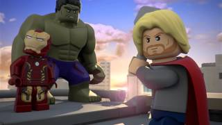 Lego Super Heroes - Ultron �to��