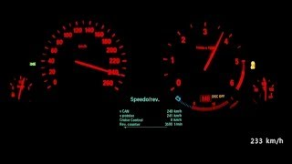 BMW X5 F15 2014 XDrive 30d Acceleration 0-230 Km/h, Top