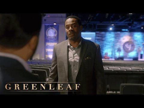 Can Jacob Escape His Father's Shadow? | Greenleaf | Oprah Winfrey Network