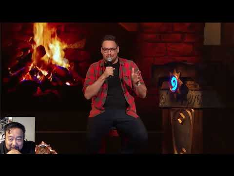Hearthstone - Quick Reaction Video to Hearthstone Blizzcon Opening