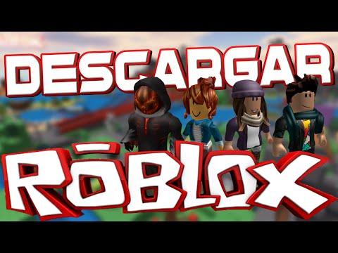 COMO DESCARGAR ROBLOX PARA PC EN ESPAÑOL 2017 (DESCARGAR, INSTALAR Y JUGAR GRATIS)