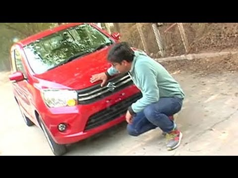 Raftaar: 'EZ' driving the Maruti Celerio