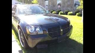 RoR - First Drive - Dodge Magnum Drifter videos