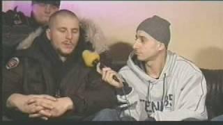 donGURALesko i Wall-E wywiad w VIVA (2003)